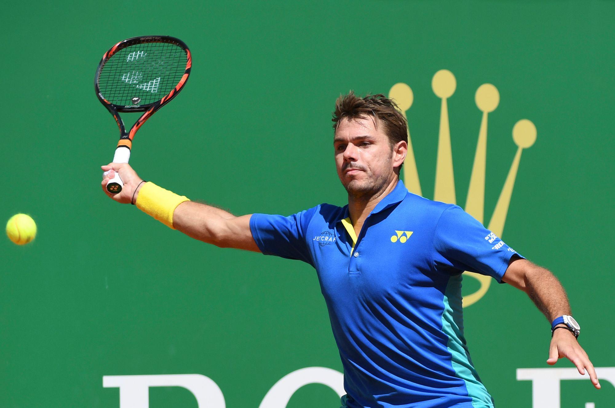 ATP - Monte-Carlo: Andy Murray et Stan Wawrinka éliminés à Monte-Carlo
