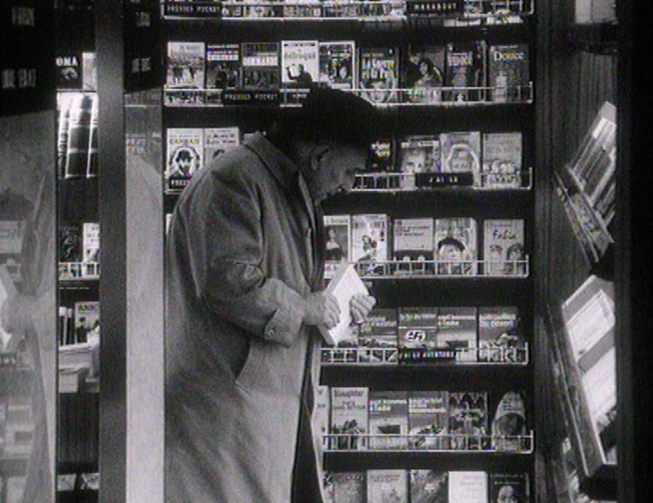 Supermarché du livre