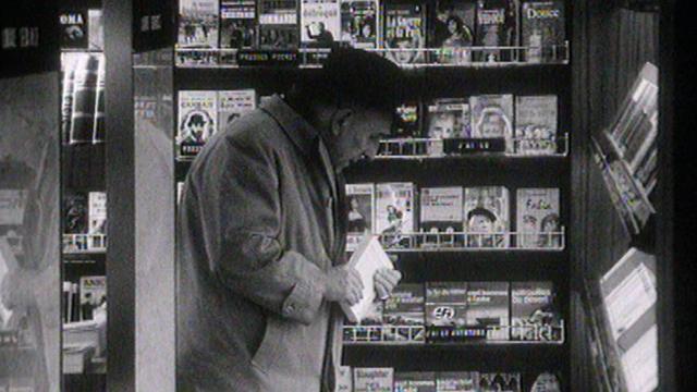 Un nouveauté en 1967: la librairie en libre-service [RTS]
