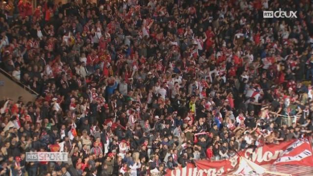 Ligue des champions, 1-4 retour: Monaco – B.Dortmund 3-1, résumé de la rencontre [RTS]
