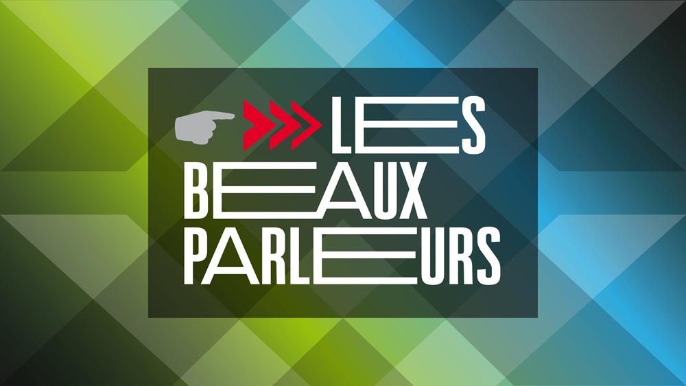 Logo Les beaux parleurs [RTS]