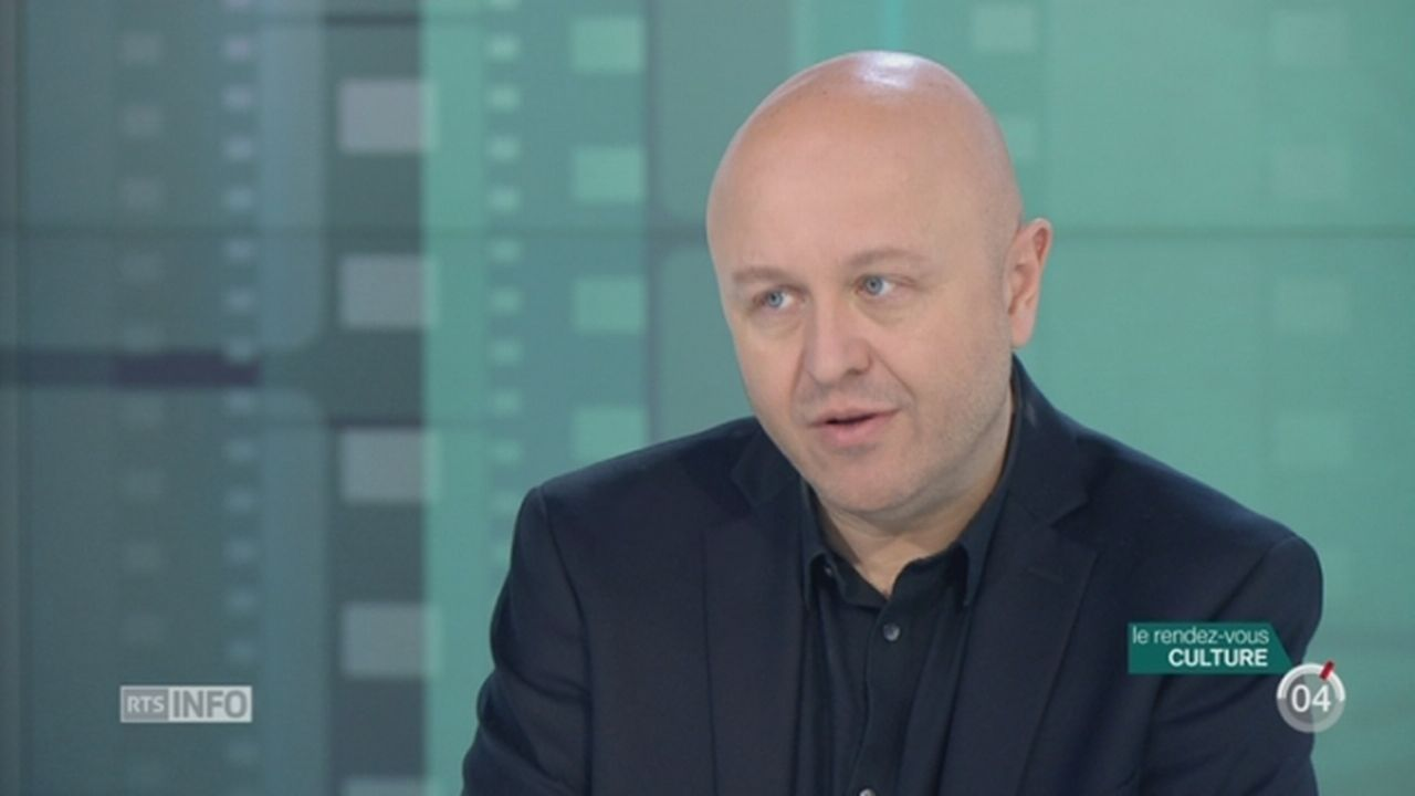 L'invité culturel: Stephan Streker parle de son film « Noces » [RTS]