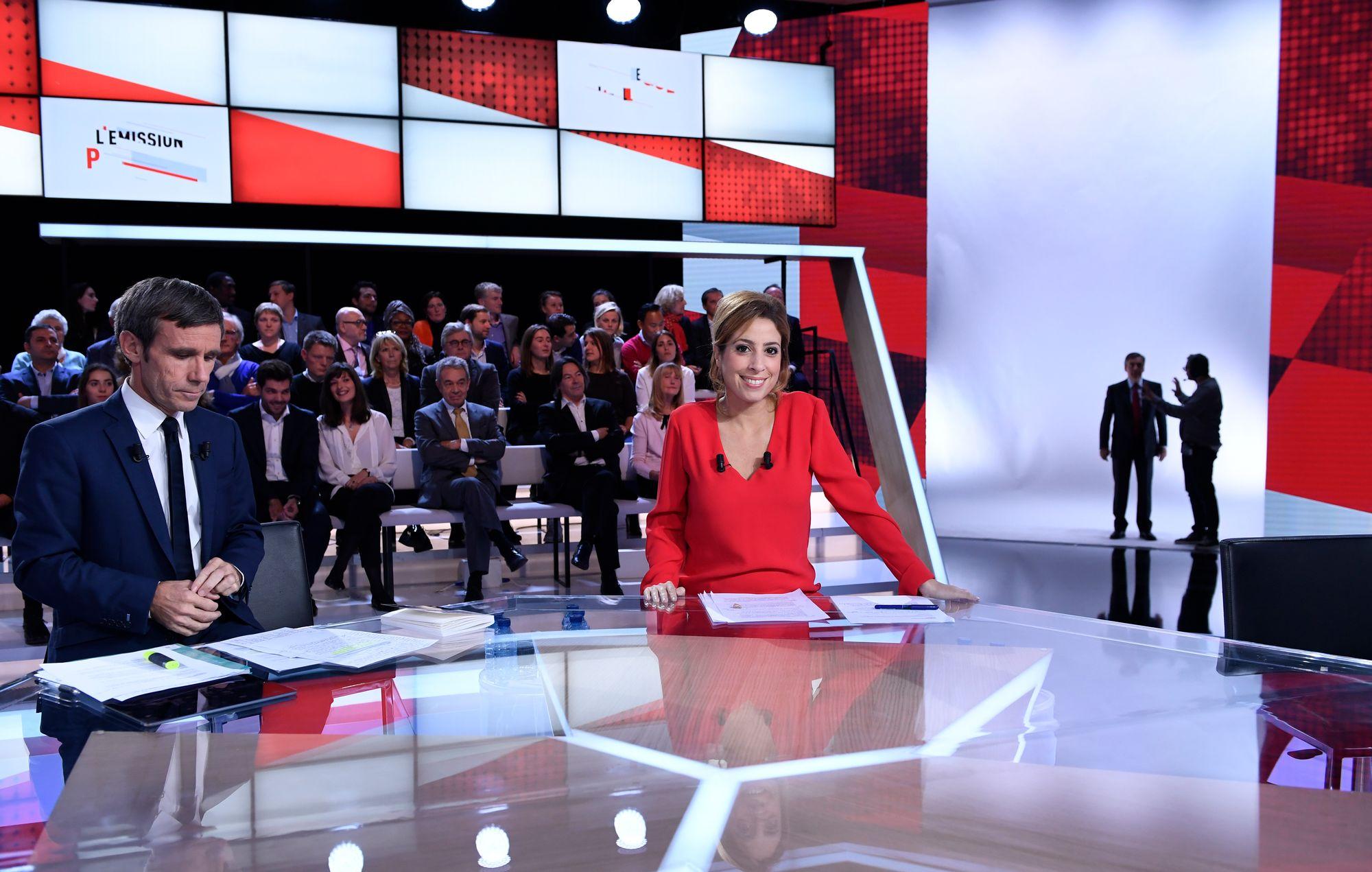 Présidentielle 2017: Macron, Fillon et Le Pen dans un mouchoir de poche
