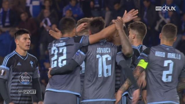 Europa League, 1-4 retour: Genk - Celta Vigo 1-1, les Espagnols en demies [RTS]