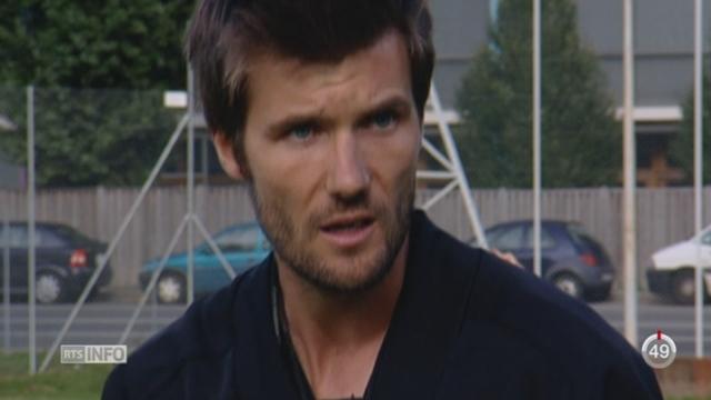 Football: le Valaisan Raphaël Wicky est le nouvel entraîneur de Bâle [RTS]