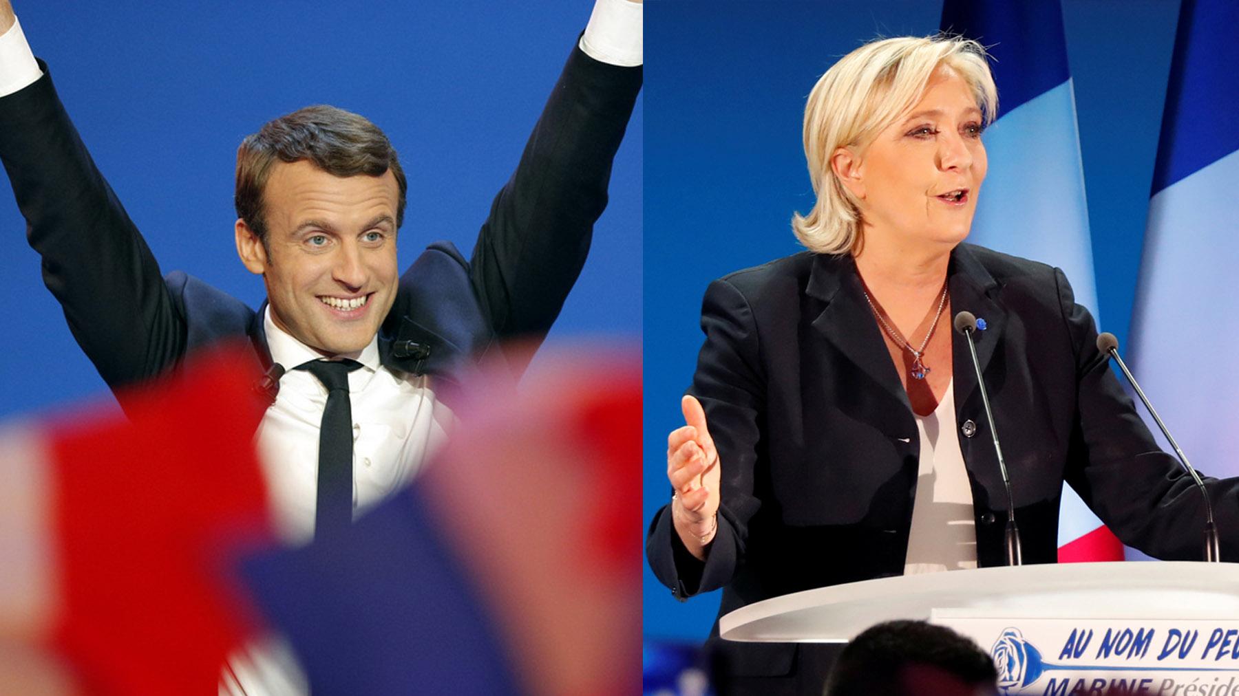 Une France coupée en deux — Sociologie du vote