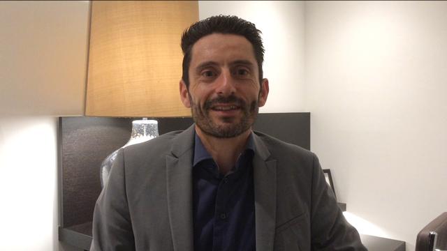 Daniel Atienza est consultant sur la RTS. [F.Galaud - RTS]