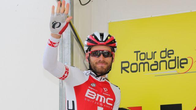 Danilo Wyss sera l'un des deux Romands sur le Tour de Romandie. [Daniel Mitchell - EQ]
