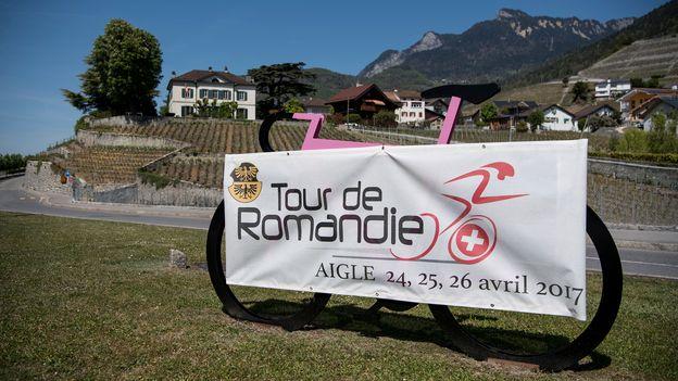 Le prologue du Tour de Romandie se joue mardi après-midi à Aigle