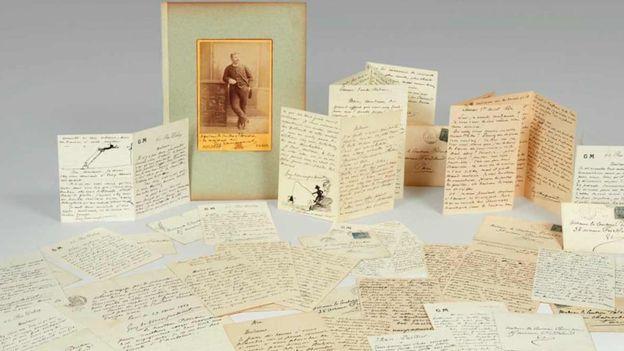Trésors littéraires du collectionneur genevois Jean Bonna aux enchères