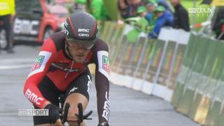 Prologue, Aigle, 4,8 km: Danilo Wyss (SUI) [RTS]