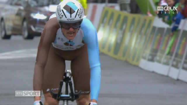 Prologue, Aigle, 4,8 km: Mathias Frank (SUI) [RTS]