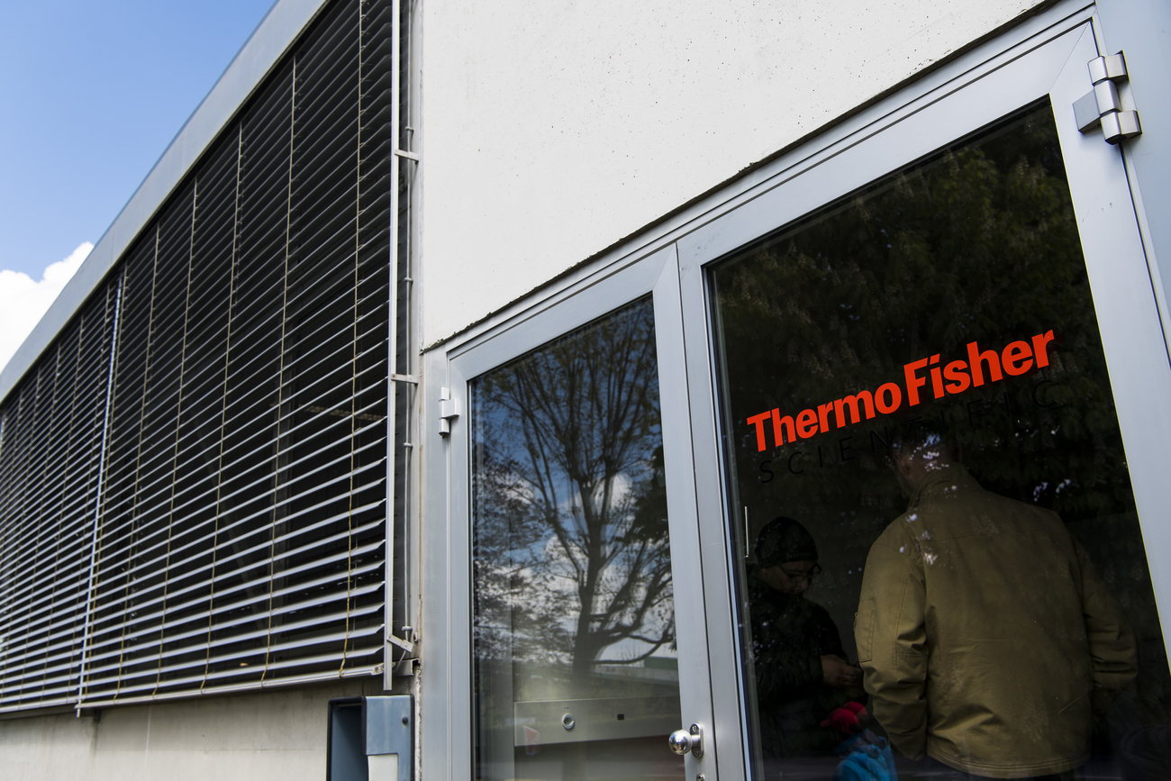 Thermo Fisher.
