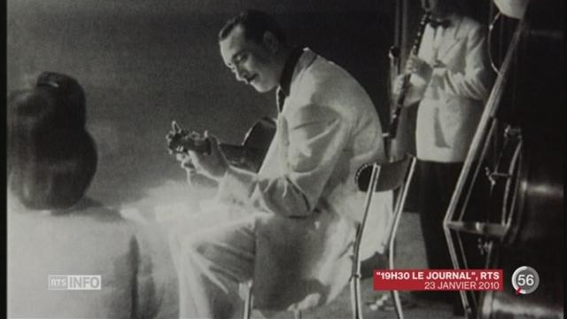 Le film « Django » retrace un moment de la vie du guitariste Django Reinhardt [RTS]
