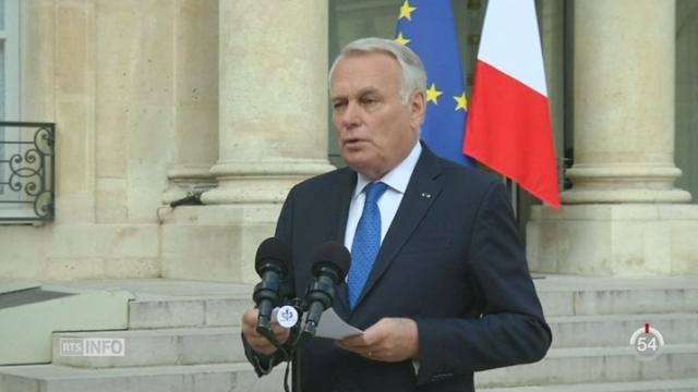 Syrie: l'attaque chimique serait bien le fait du régime selon la France [RTS]