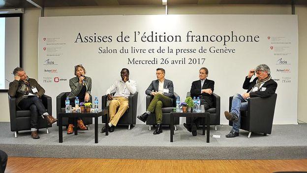 Versus-lire - Les Assises de lʹédition du Salon du livre de Genève
