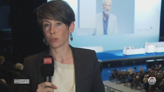 Assemblée générale de Crédit Suisse: les rémunérations des dirigeants créent le débat [RTS]