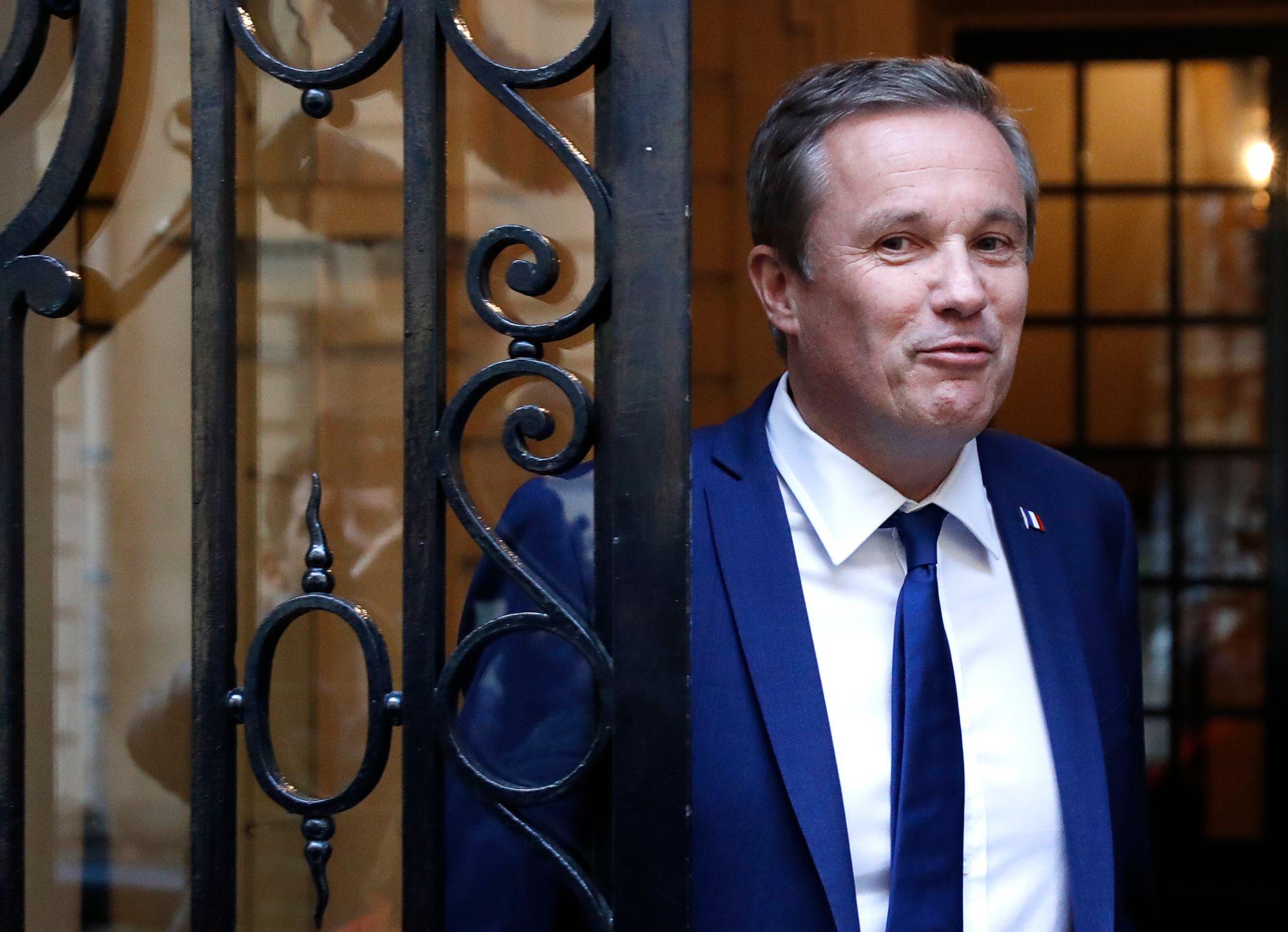 Macron toujours en tête, mais en baisse — Baromètre de popularité