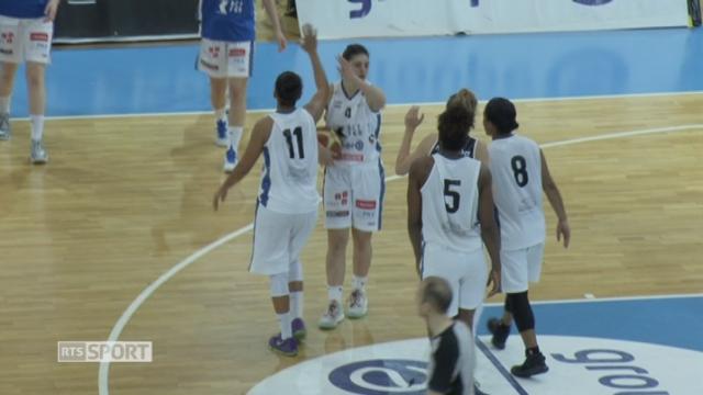 Playoff match 1, Elfic - Hélios 74-51 [RTS]