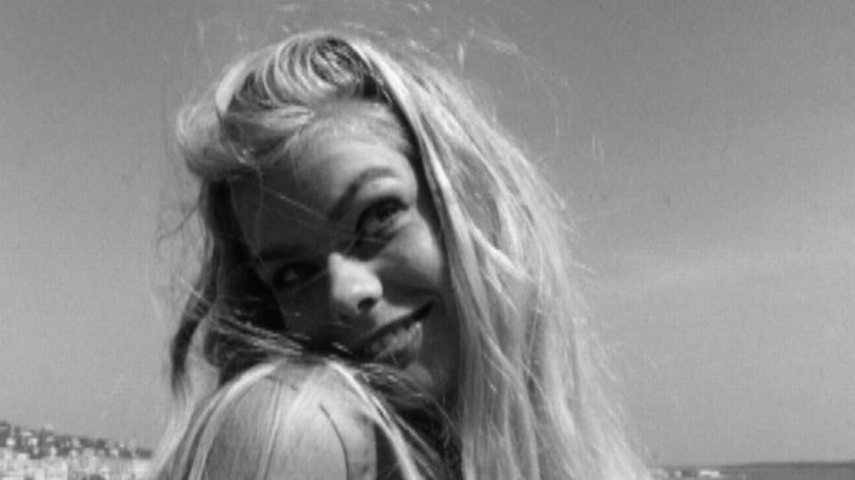 Starlette à Cannes en 1962. [RTS]