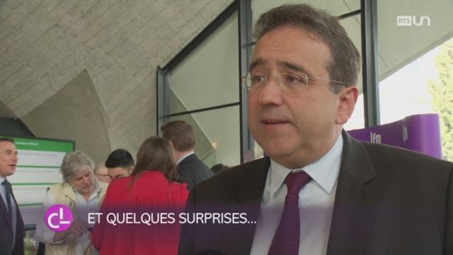 VD - Elections au Conseil d'Etat: les Vaudois ont voté pour la stabilité et la continuité [RTS]