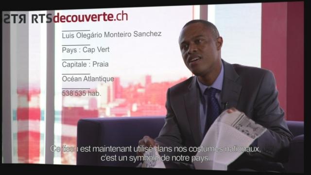 Luis Olegàrio Monteiro Sanchez - Délégué du Cap Vert [RTS]