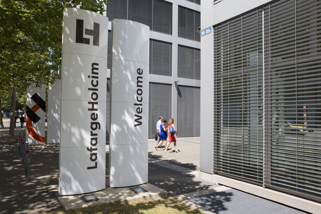 LafargeHolcim déprécie ses actifs de plusieurs milliards d'euros
