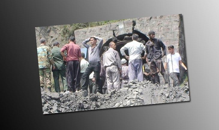 Au moins 70 mineurs bloqués dans une mine — Iran