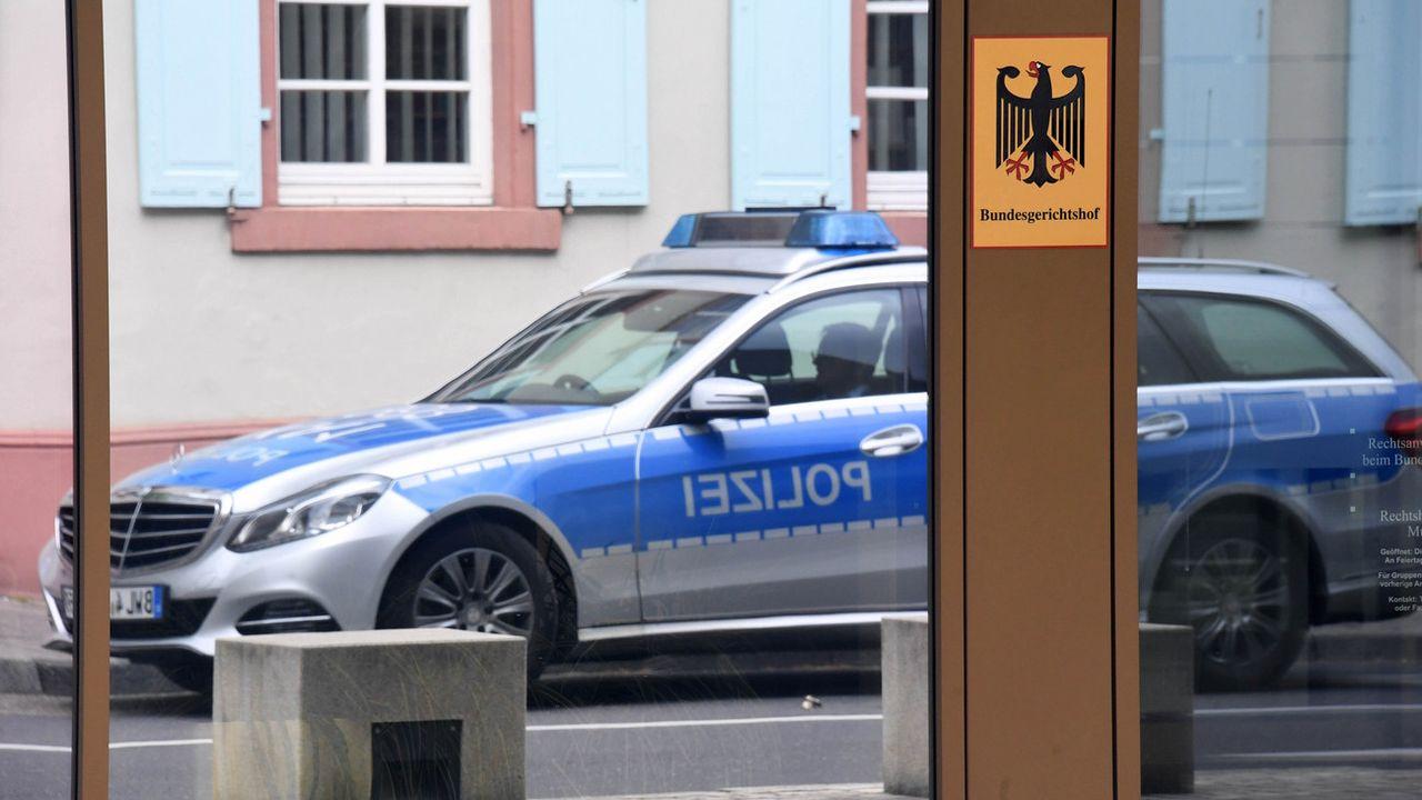 Le parquet fédéral allemand reproche à ce Suisse d'avoir mené des activités d'espionnage. [Uli Deck - Keystone]