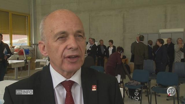 Fiscalité des entreprises: le canton de Vaud inspire Ueli Maurer [RTS]