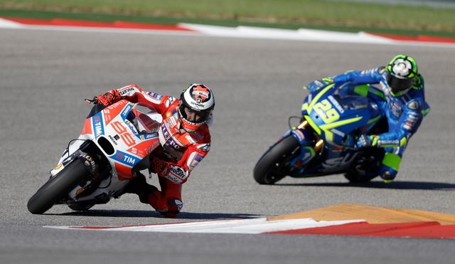 Grand Prix d'Italie-Moto GP [Eric Gay - Keystone]