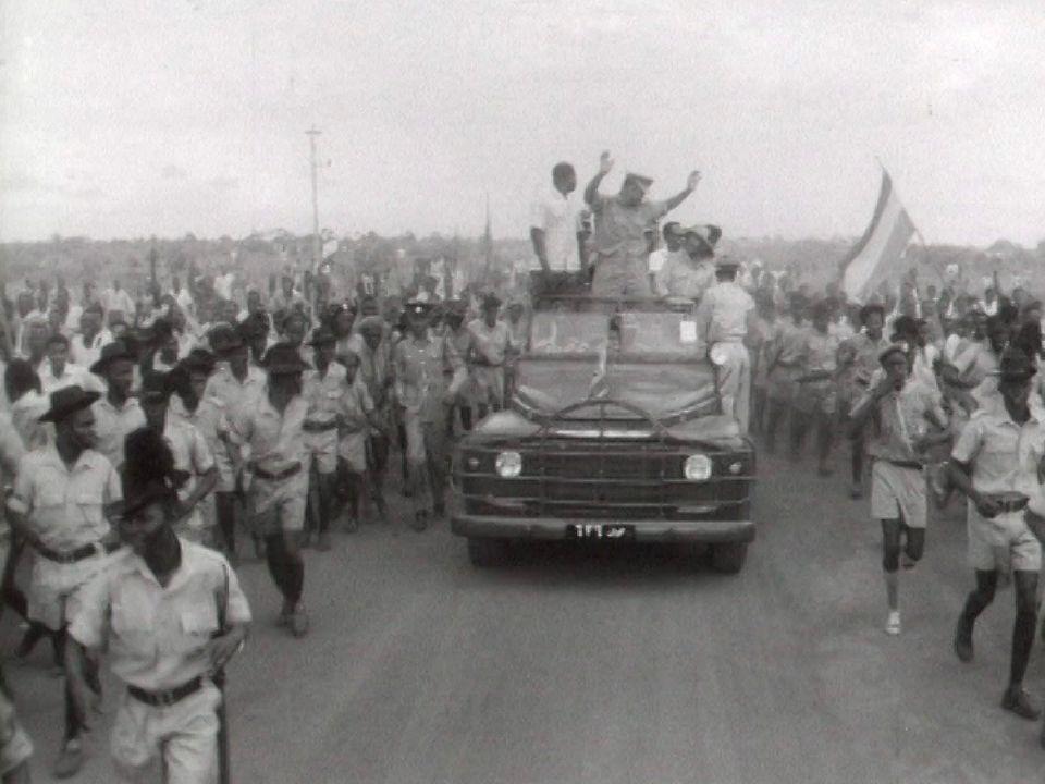 La révolution soudanaise [RTS]