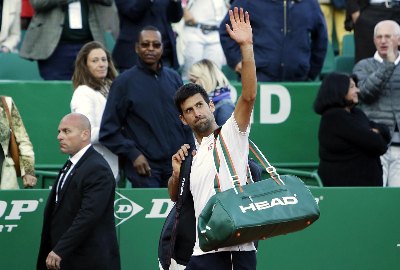 ATP - Djokovic se sépare de son entraîneur et de toute son équipe