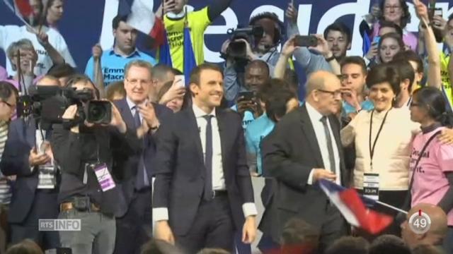 MacronLeaks: l'équipe de Macron a été victime d'un piratage massif [RTS]