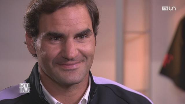 Roger Federer [RTS]