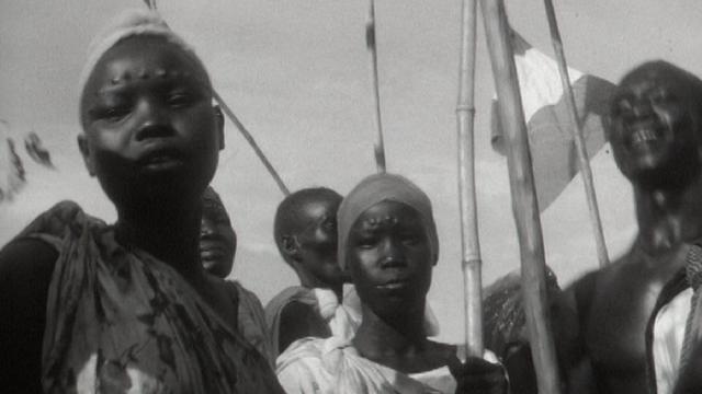 Au sud du Soudan, les populations accueillent les émissaires du nord. [RTS]