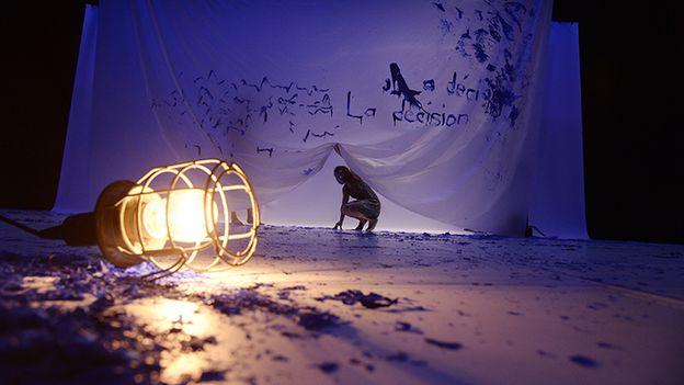 """Théâtre: """"Mon Chien-Dieu"""""""