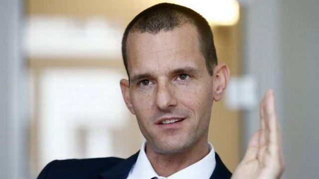 Borbély, ancien vice-président de la Chambre d'instruction avait accédé à la présidence à la démission de l'ancien procureur américain Michael Garcia. [Twitter - RTS]