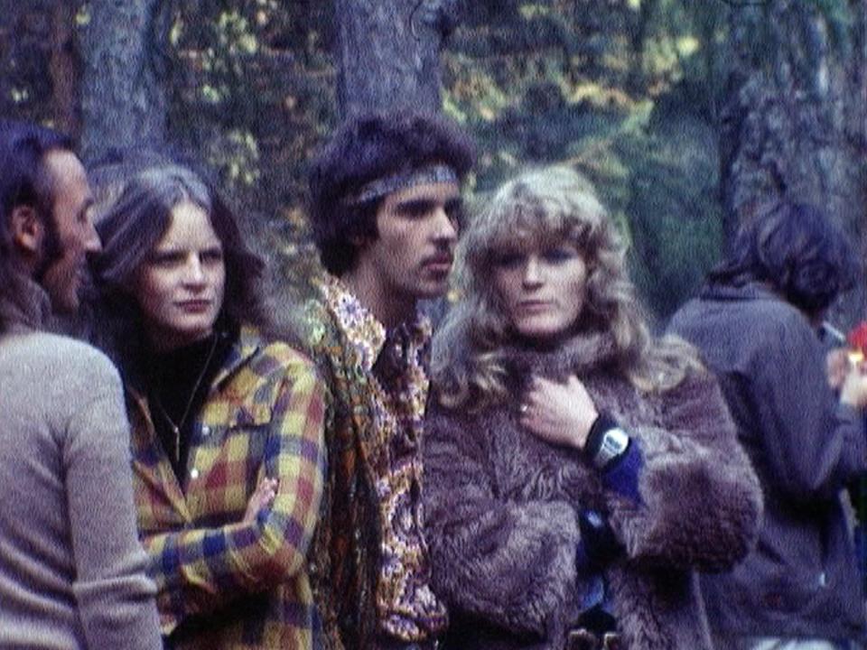 Festival de Sapinhaut, édition 1974. [RTS]