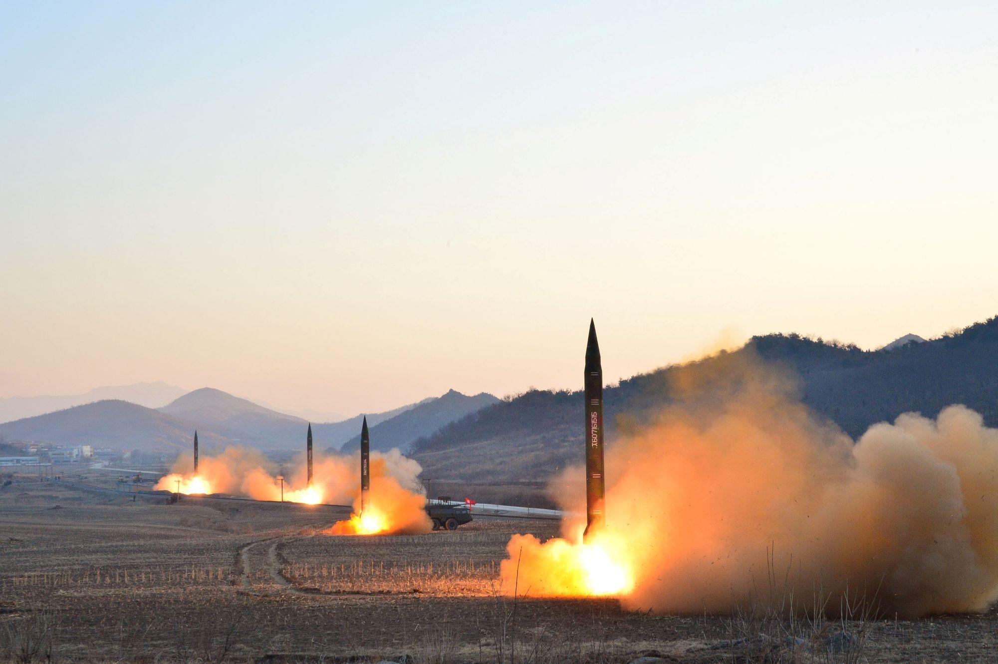 Tir de missile nord-coréen : le JCS parle de répliques sévères