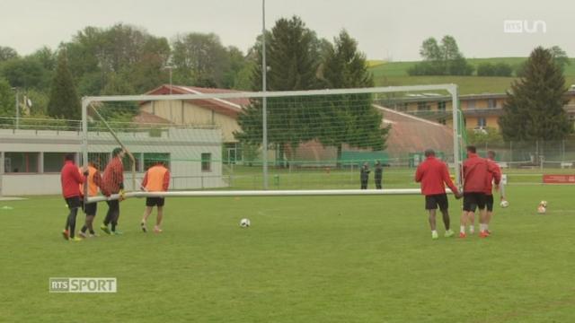 Le FC Le Mont est contraint de quitter la Challenge League [RTS]
