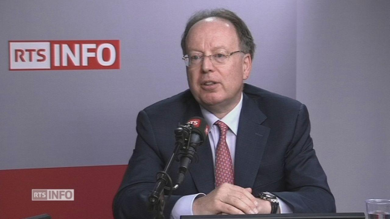 """La Suisse n'est """"pas préparée"""" à une cyberattaque d'ampleur, selon André Kudelski [RTS]"""