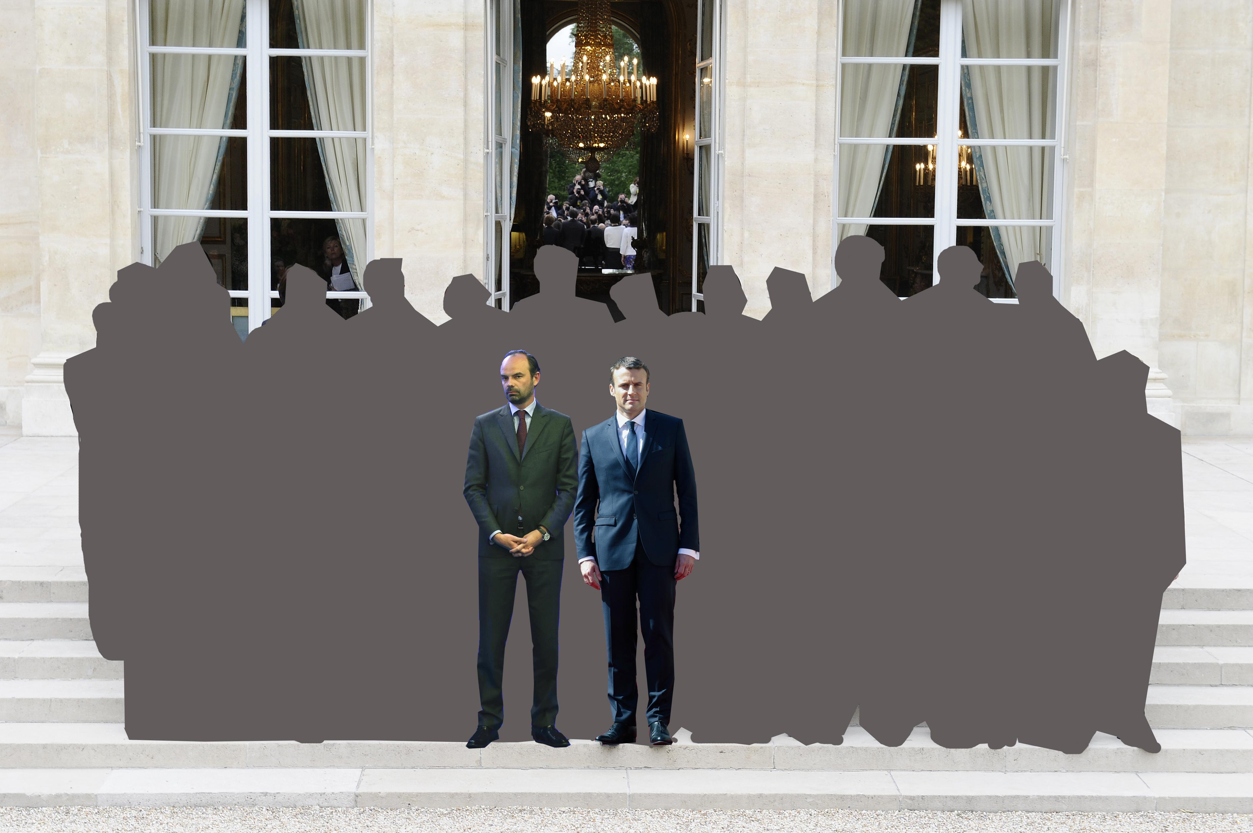 Qui sont les ministres menacés par les législatives — Gouvernement Philippe
