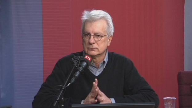 Nouveau gouvernement français: interview de Dominique Bourg, professeur à l'Université de Lausanne