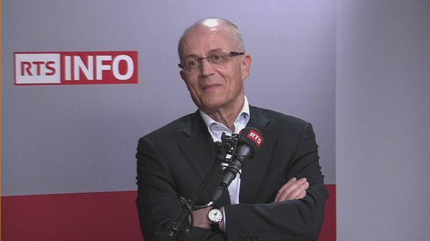 L'invité de la rédaction - Thierry Mauvernay, président exécutif de Debiopharm