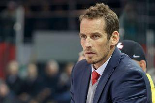 L'entraineur de l'équipe de Suisse de hockey, Patrick Fischer. [Salvatore Di Nolfi - Keystone]