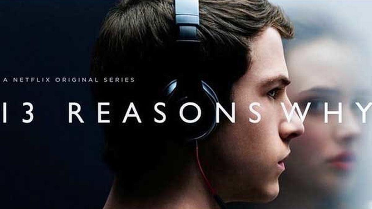 """Annonce de la série """"13 Reasons Why"""" sur Netflix"""