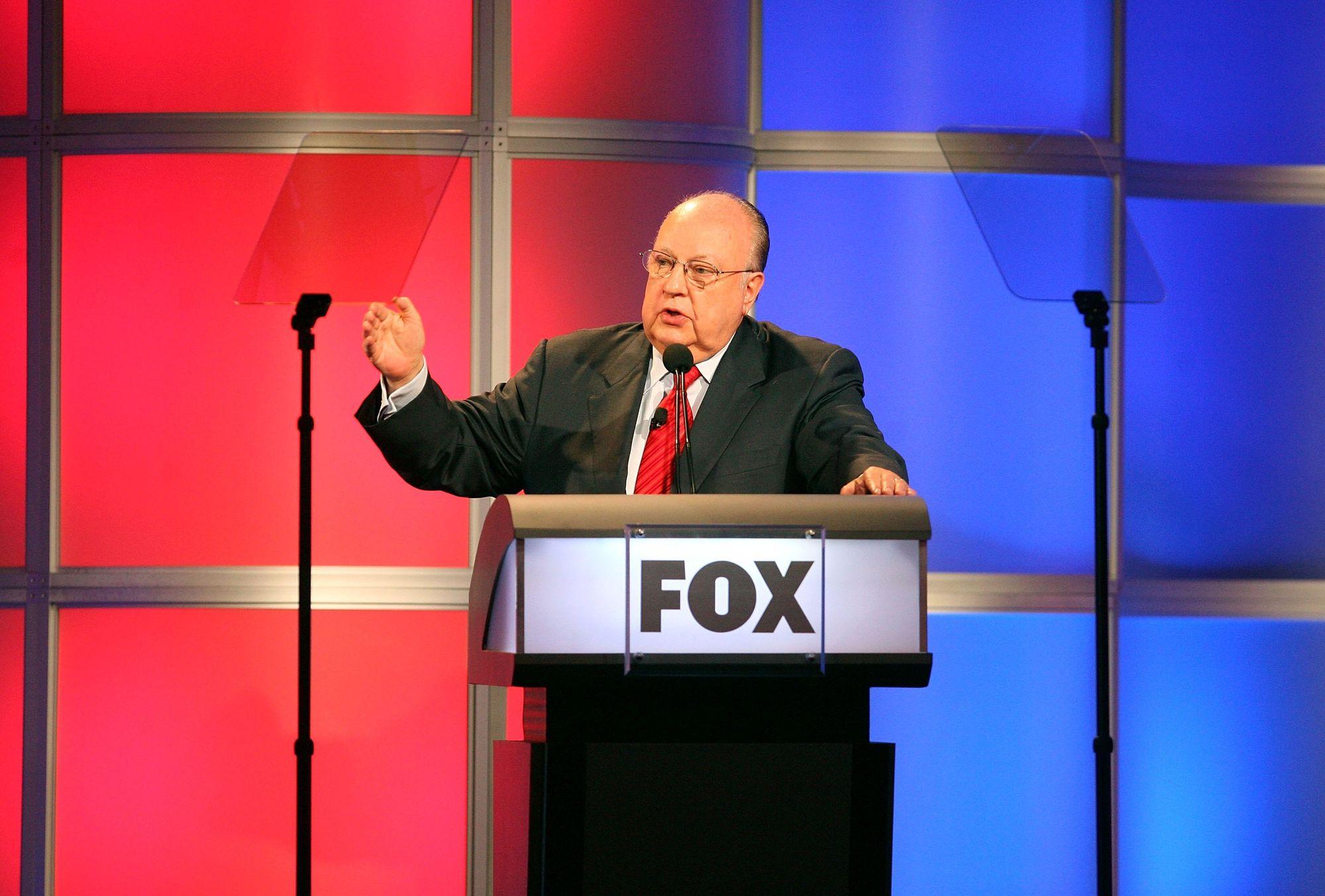Le fondateur de Fox News Roger Ailes est mort, selon Fox News
