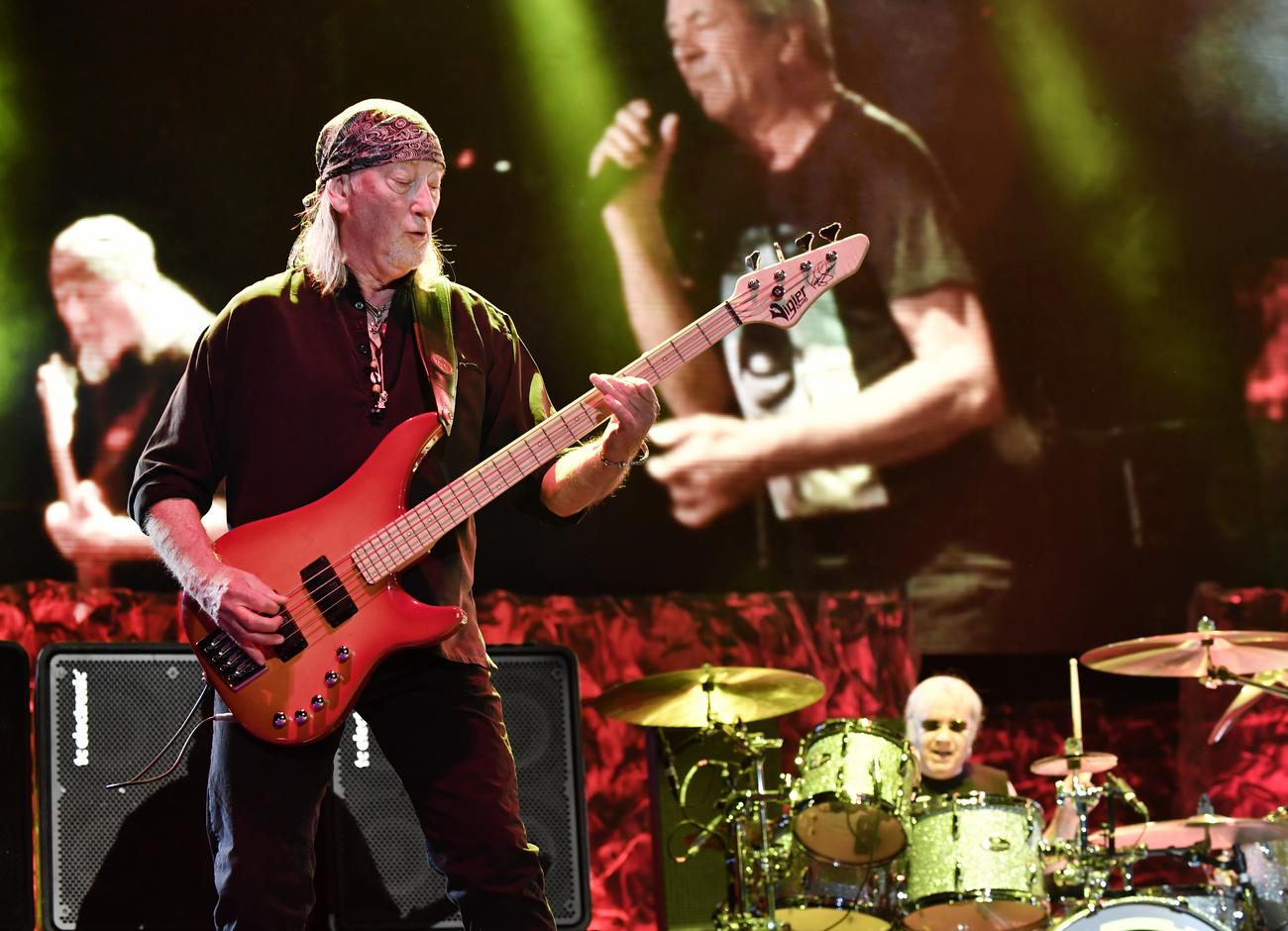 Deep Purple, 50 Ans De Hard Rock Au Top