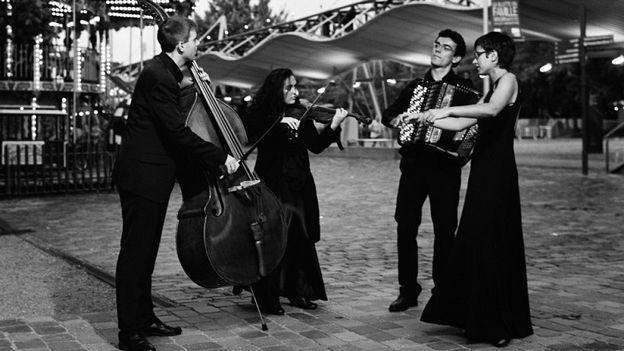 SpiriTango Quartet